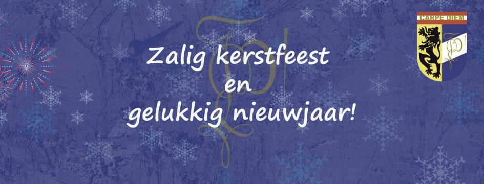 kerstmis, Carpe Diem, Nieuwjaar