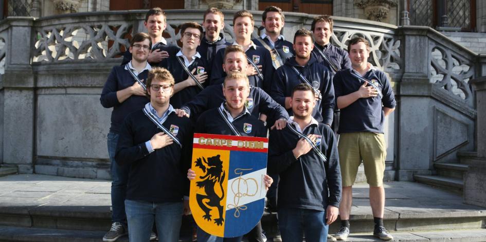 Carpe Diem 2017 Studentenclub Diepenbeek Leuven Geel